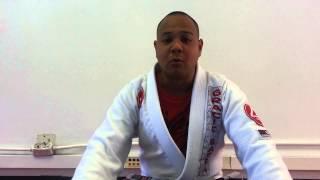 Student Testamonial - Kaleo - White Belt 1 Stripe