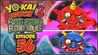 In Yo-Kai Watch 2 Episode 56, Nate battles Gargaros & Ogralus by cr...