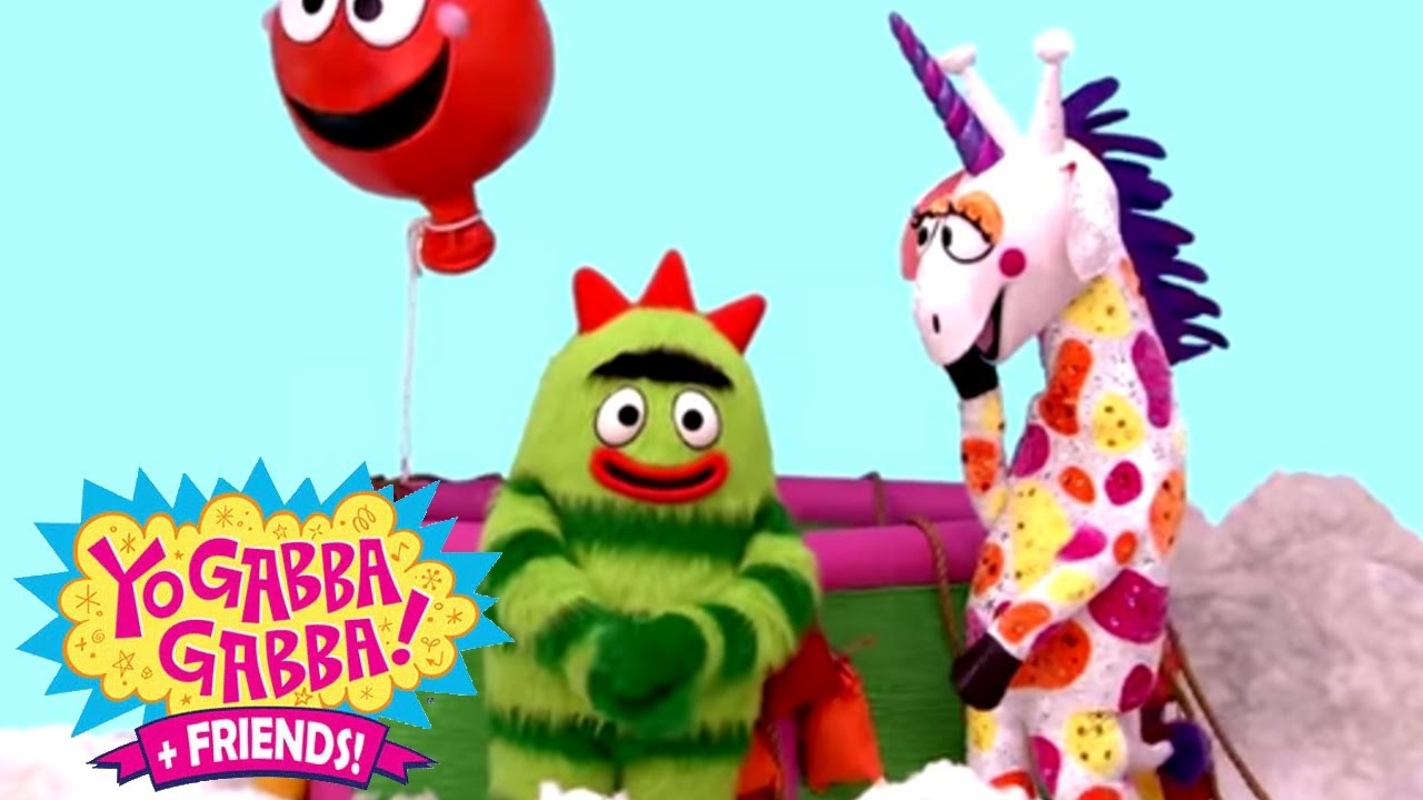 yo gabba gabba 305 flying full episodes hd season 3