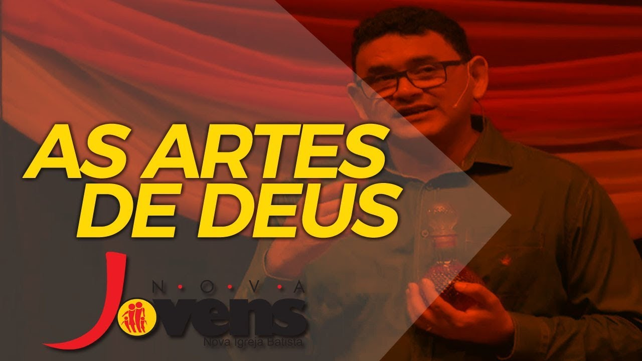 AS ARTES DE DEUS