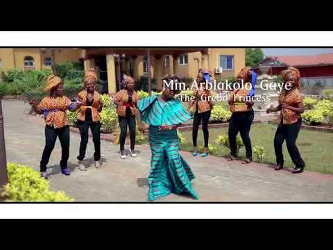 Liberian Gospel Music- Arblakolo Gaye- 2018