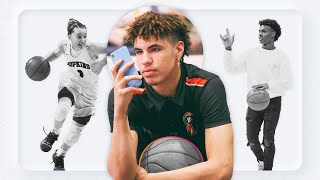 How Instagram created stars like LaMelo Ball and Bronny James – and what that means for the NBA