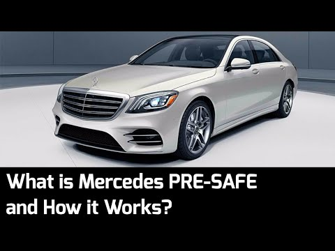 what is mercedes pre safe and how it works 2018 mercedes s class youtube. Black Bedroom Furniture Sets. Home Design Ideas