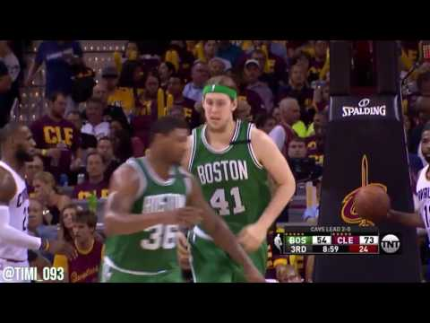 Kelly Olynyk R3G3 Highlights vs Cleveland Cavaliers (15 pts)
