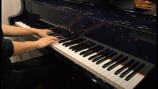 KINGDOM HEARTS IIIFace my fears Hikaru Utada & Skrillex Piano Ver.