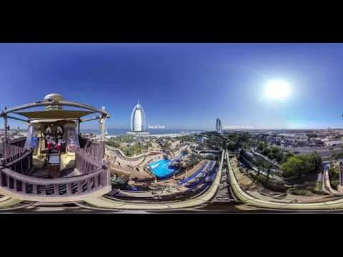 Wild Wadi Waterpark™ Virtual Reality Experience #360Video
