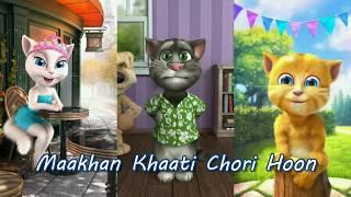 '(Kızım) Bitiya Meri' Hintçe Tekerlemeler   Hareketli Çocuk Şarkısı   Çocuk Çizgi film Video