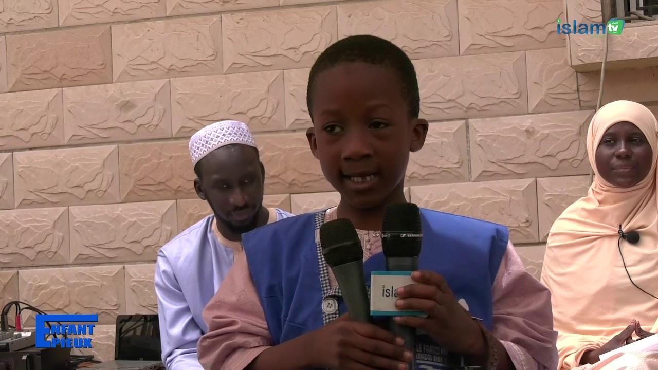 Enfant Pieux N°03 Ecole Mouhamad Baba Touré BOP Avec Aicha BARRY
