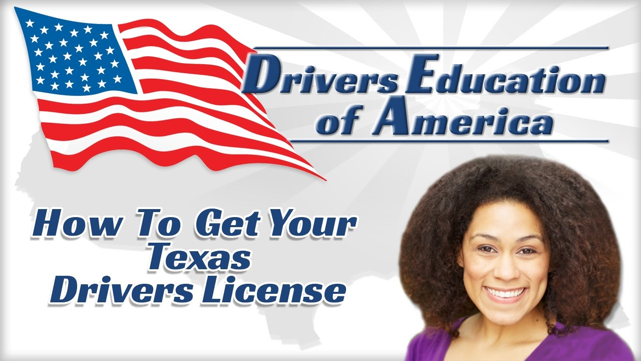 How Get Your Drivers License Online