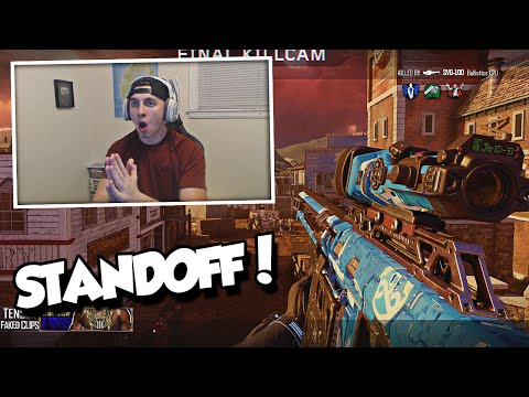 """STANDOFF IS BACK ON BLACK OPS 3! (New """"Salvation"""" BO3 Maps)"""
