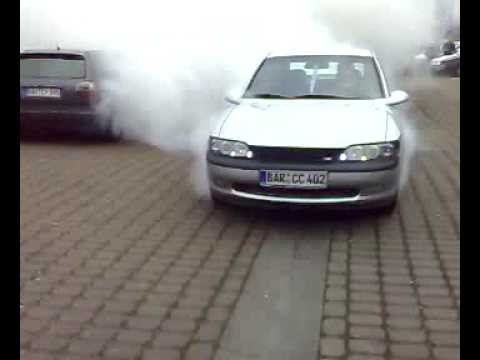 VECTRA B BURNOUT