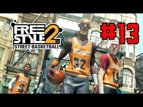 Freestyle 2: Street Basketball #13 - PG-Play - 22 Win-Streak (1/8) [GER/DE] Let's Play Freestyle 2
