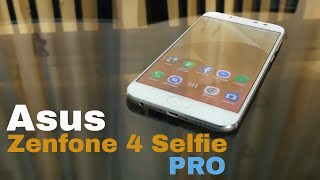 Asus Zenfone 4 Selfie Pro review in Hindi – performance, camera samples, battery life and more