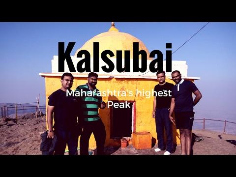 Maharashtra's Highest Peak - Kalsubai Trek - Mount Everest Of Maharashtra