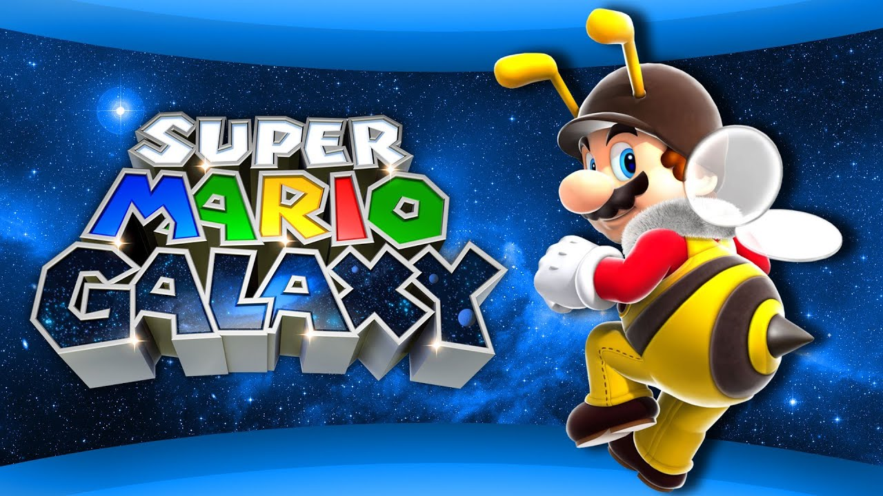 power star super mario galaxy - photo #24