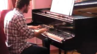 Gershwin G. Fascinating rhythm Piano cover by Oleh Kyryliuk Гершвин Олег Кирилюк