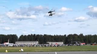 день ВВС в Левашово