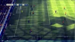 FIFA12 | Prem/Russian League - Online Goals Compilation #25