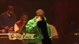 WU-TANG LIVE @ House of Blue