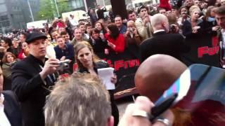 Fast Five Deutschlandpremiere Dwayne Johnsen Live