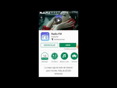 Mejor App de radios del mundo