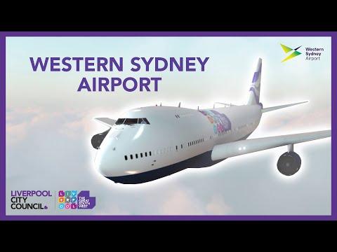 Western Sydney Airport Video