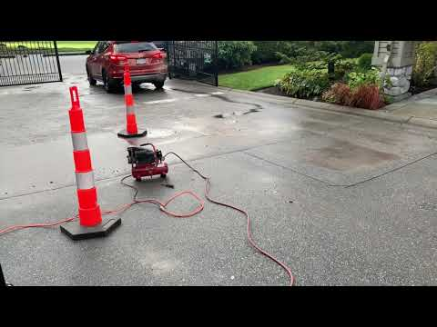How To Install A Saw Cut Induction Loop For Vehicle Detection