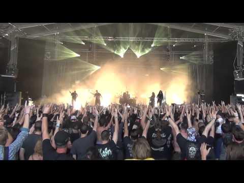 Ne Obliviscaris - Hellfest 2015 - France