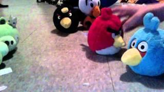 Angry Birds Peace Treaty Plush Version