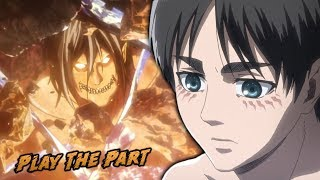 Play The Part Even If You Hate It | Attack on Titan Season 3 Episode 8