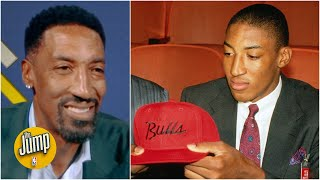 Scottie Pippen describes the moment he knew he'd make it to the NBA | The Jump