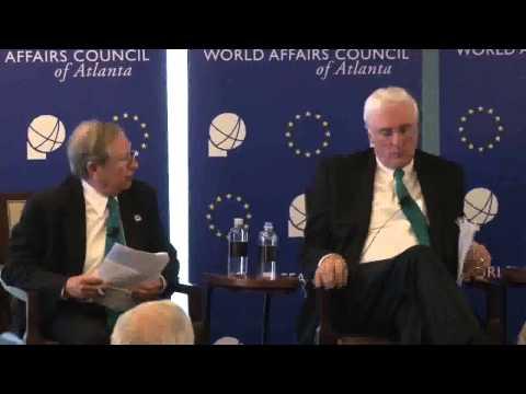 June 27, 2013 EU & Irish Ambassadors - How Will Europe Restore Growth?