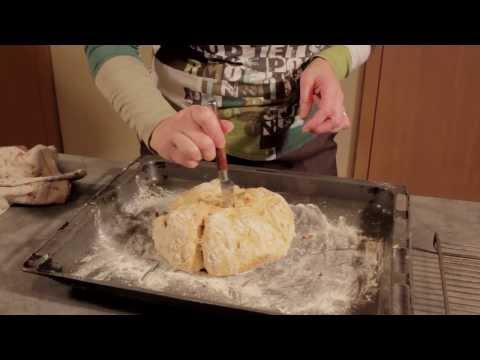 Imelda's Irish Traditional White Soda Bread Recipe