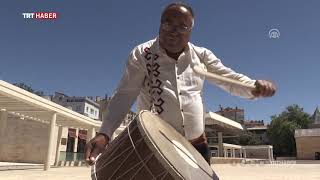 Abdal kültürünün davul efsanesi &quot Yaşayan İnsan Hazinesi&quot adayı