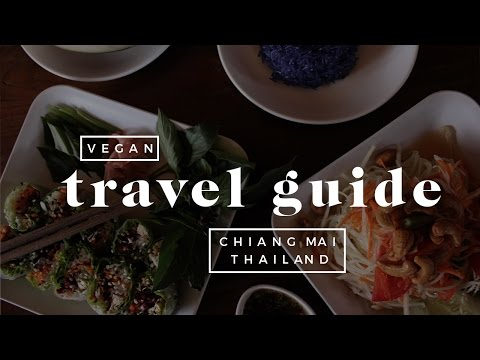 Vegan Travel Guide | Chiang Mai, Thailand