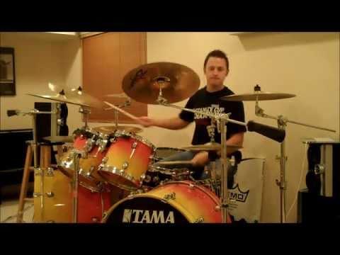 Jason Aldean - Crazy Town Drum Cover