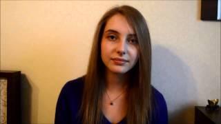 """Алиса Стрекозова """"Пицца - Париж"""" (cover, кавер)"""