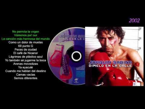 Dímelo en la Calle-Joaquín Sabina-Disco Completo