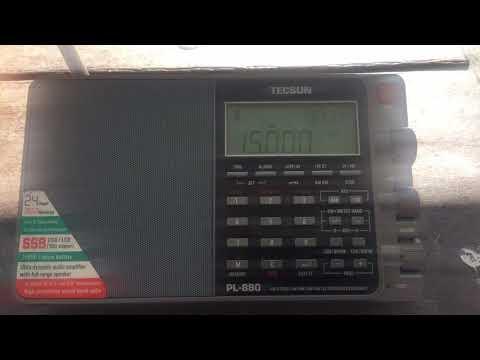 Coordinated Universal Time - Tecsun PL 880