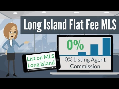 Long Island Flat Fee MLS – How to Sell FSBO (For Sale by Owner) on Long Island