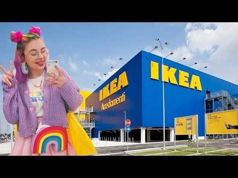 ♡ FOLLOW ME AROUND IKEA! ♡