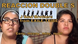 [REACTION] J Soul Brothers from EXILE TRIBE Eeny, meeny, miny, moe!
