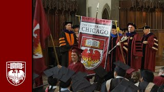 The University of Chicago 514th Convocation