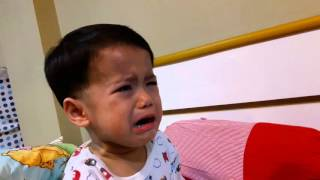 แง แง น้องเดลร้องไห้ทำไมนะ ?
