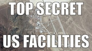 Most Interesting TOP SECRET US Military Facilities