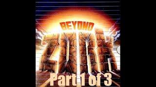 Beyond Zork (Part 1 of 3) walkthrough (Apple II - Infocom)