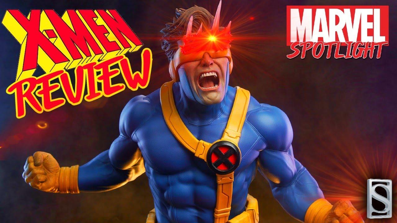Cyclops X-MEN Premium Format Statue Review | Sideshow Collectibles