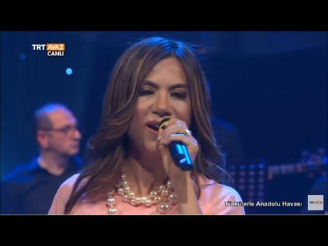 Nazlı Öksüz Tubay - Türkülerle Anadolu Havası - TRT Avaz