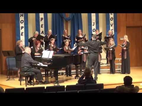 Espressivo Singers perform The Stars Point the Way