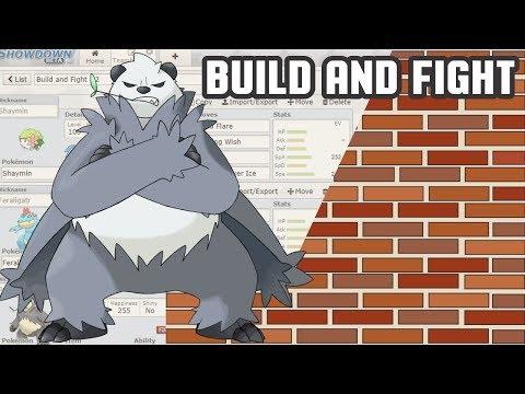 BUILD AND FIGHT #2 - SM Rarelyused - RU é a sua vez!